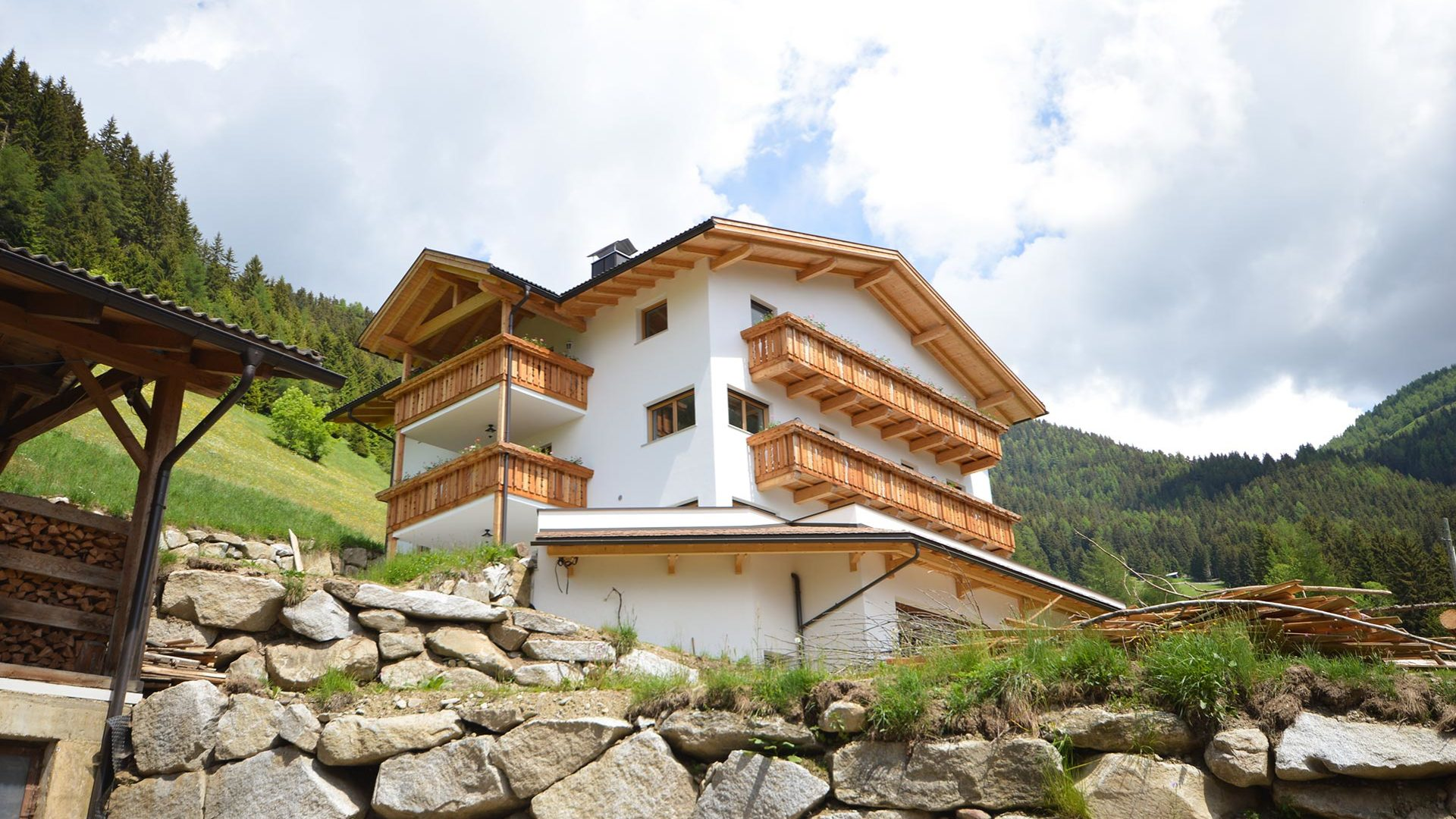 Kindlerhof in Hofern, Kiens - Farm holidays in Val Pusteria